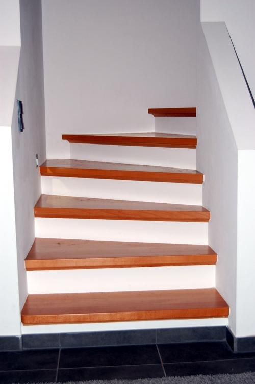 Super VOIT Treppen - Stufen + Geländer NQ67